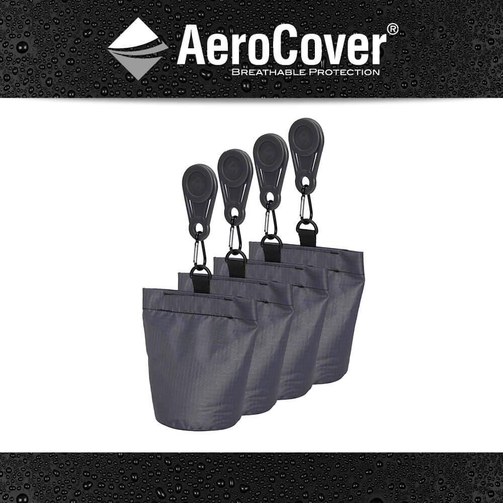 AeroCover zandzakken 4 stuks