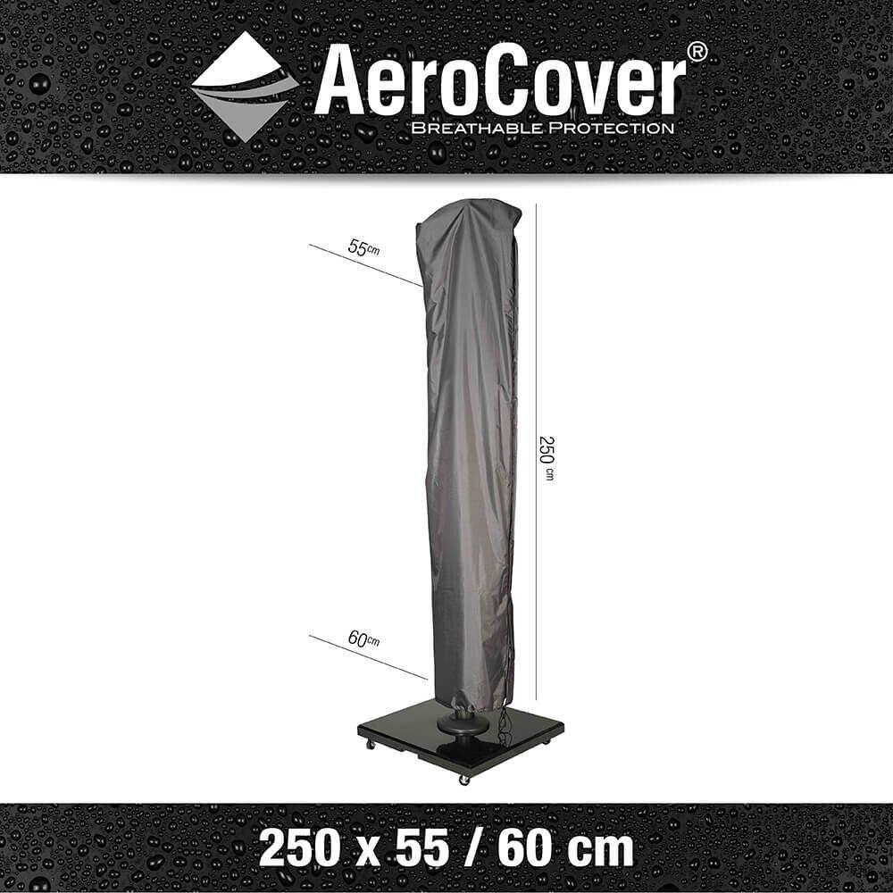 AeroCover parasolhoes zweefparasol 250x55/60