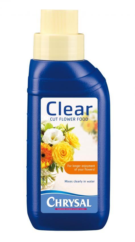 Chrysal clear Snijbloemenvoedsel 500 ml