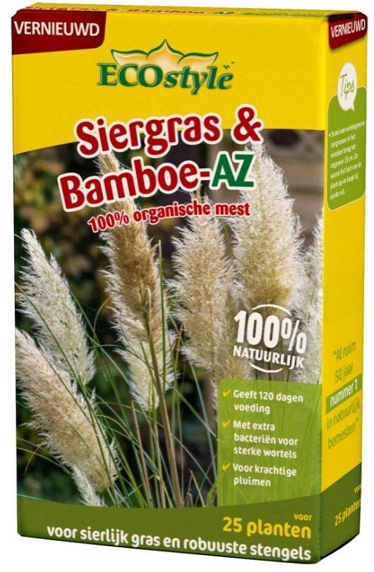 Ecostyle Bamboe & Siergras-AZ