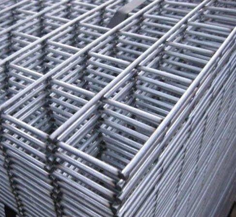 Gaaspaneel thermisch draad verzinkt 180 x 90 cm