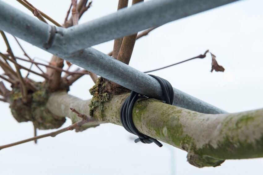 Gebruik Nature bindbuis zwart