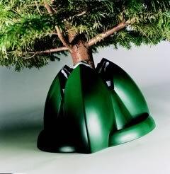 Kerstboomstandaard Super Grip met Nordmann kerstboom