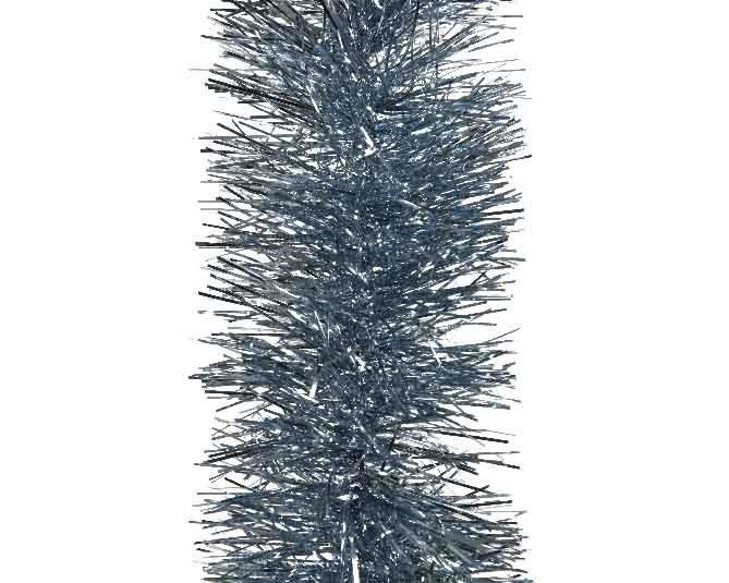 Kerstslinger / guirlande blauw