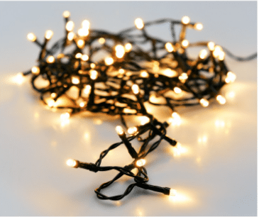 Kerstverlichting LED warm wit (outdoor)