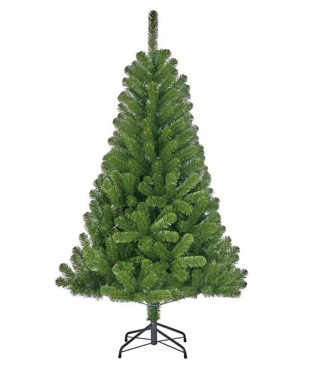 Kunstkerstboom groen 155 cm