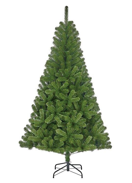 Kunstkerstboom groen 185 cm
