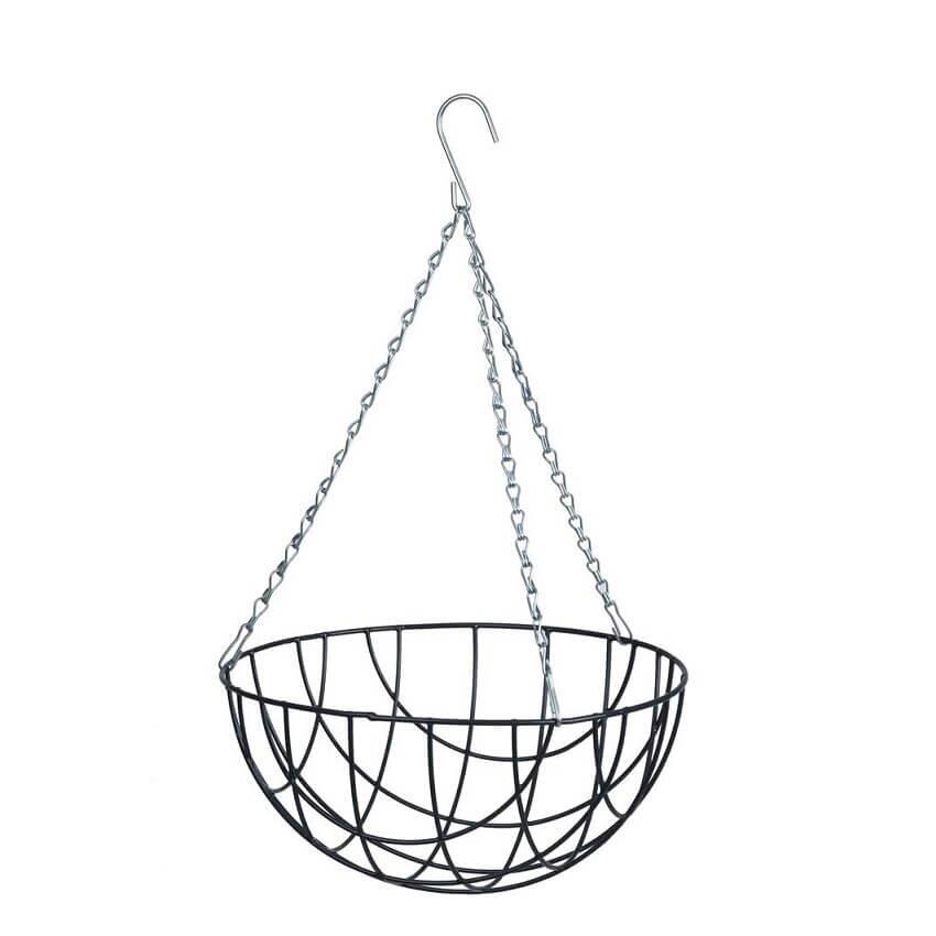 Nature hanging basket groen kopen for Vijverfolie gamma