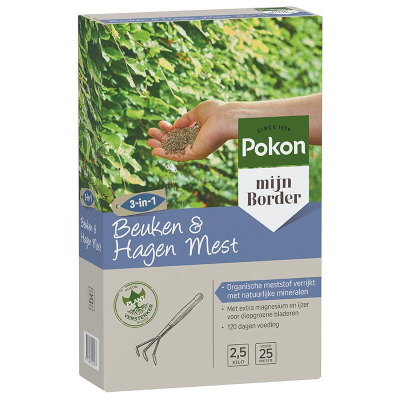 Pokon Beuken & Hagen voeding 2,5 kg