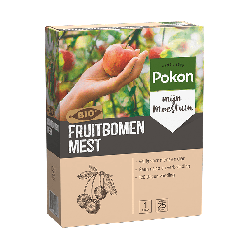 Pokon Bio Fruitbomen voeding