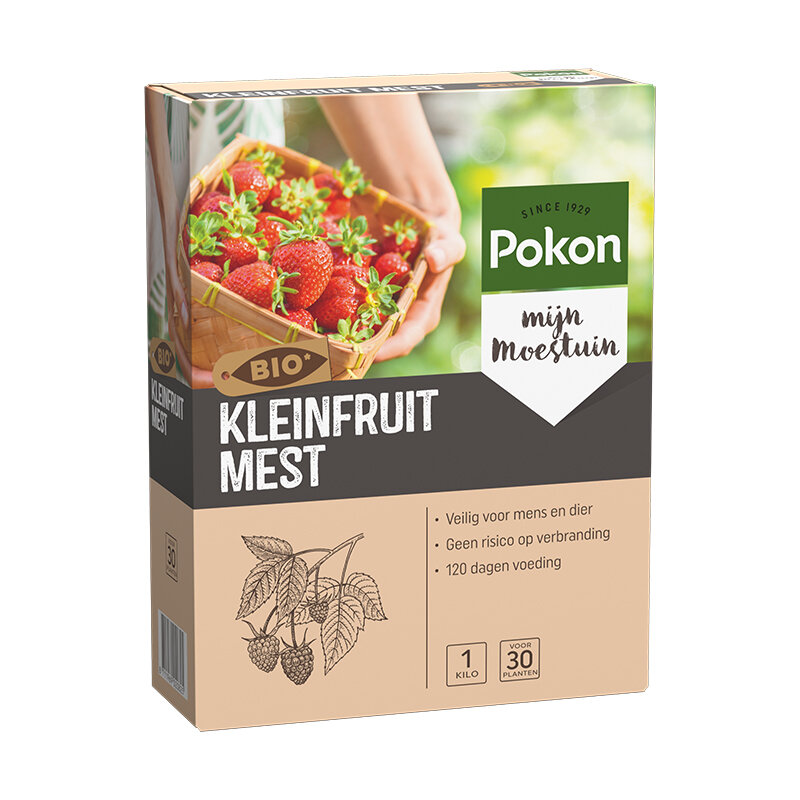 Pokon Bio Kleinfruit voeding