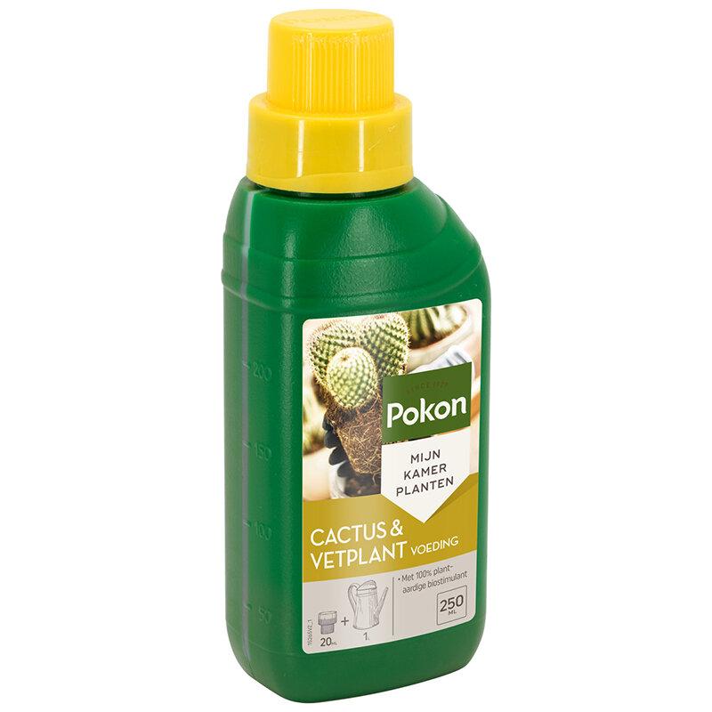 Pokon Cactus en Vetplant Voeding