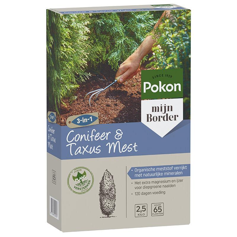 Pokon Conifeer & Taxus voeding 2,5 kg