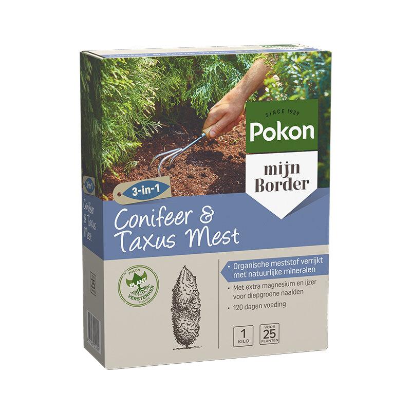 Pokon Conifeer & Taxus voeding 1 kg