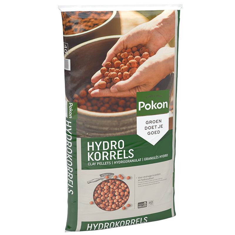 Pokon Hydrokorrels 40 liter