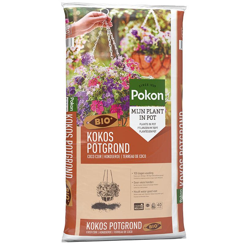 Pokon Bio Kokos Potgrond 40 liter