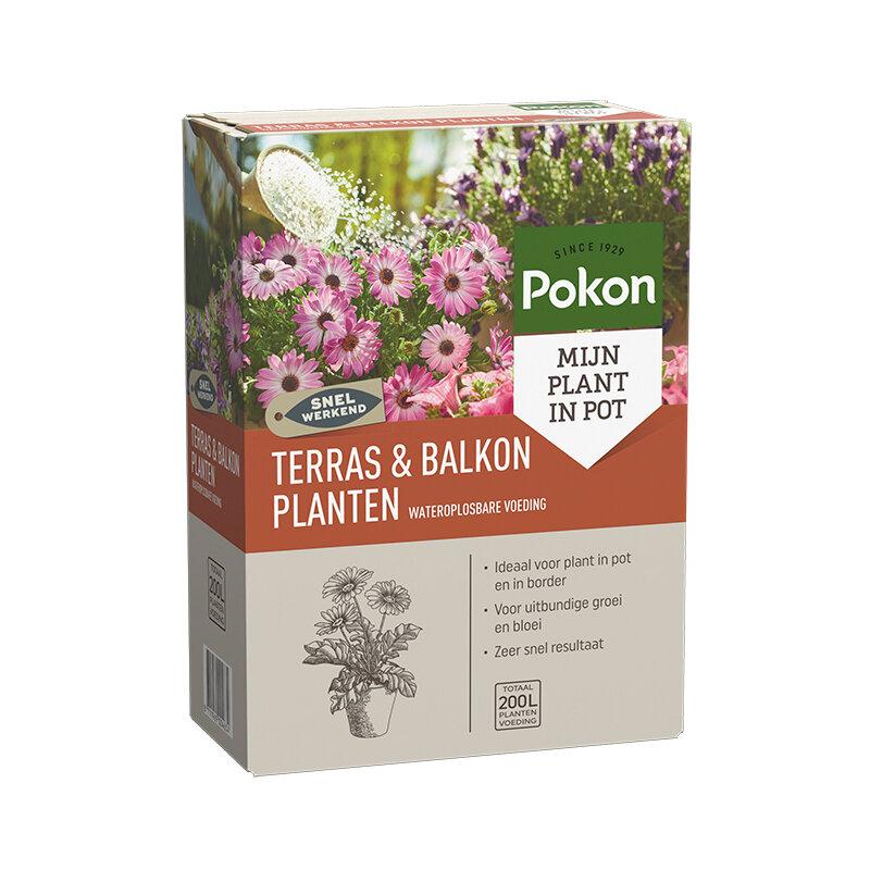 Pokon Terras en Balkon Plantenvoeding Wateroplosbaar
