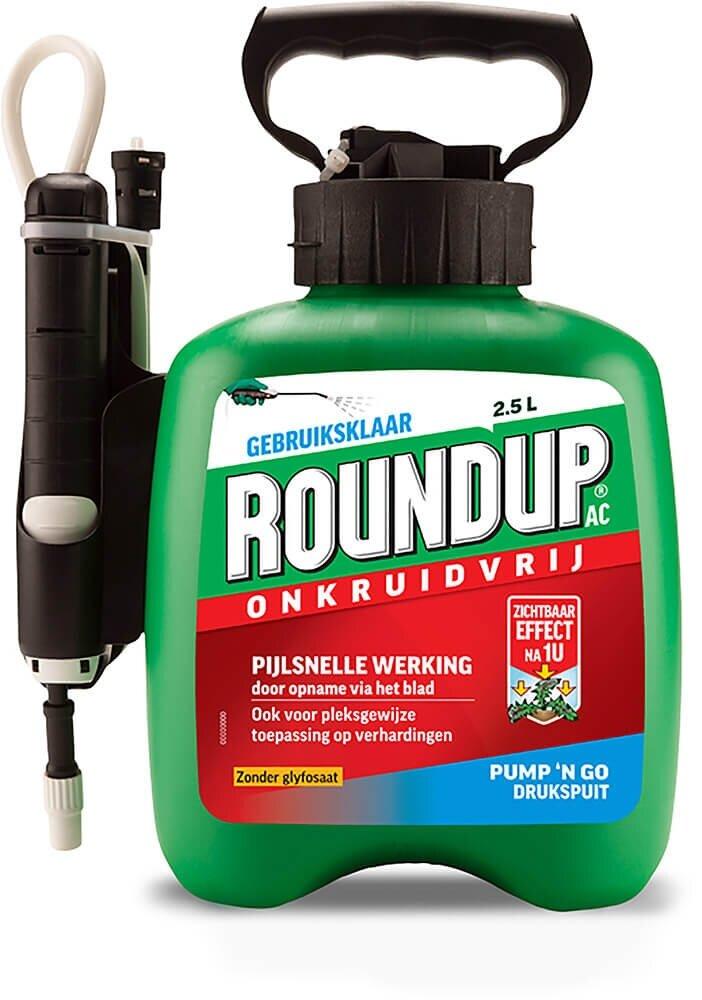 Roundup Natural Kant en Klaar 2,5 liter