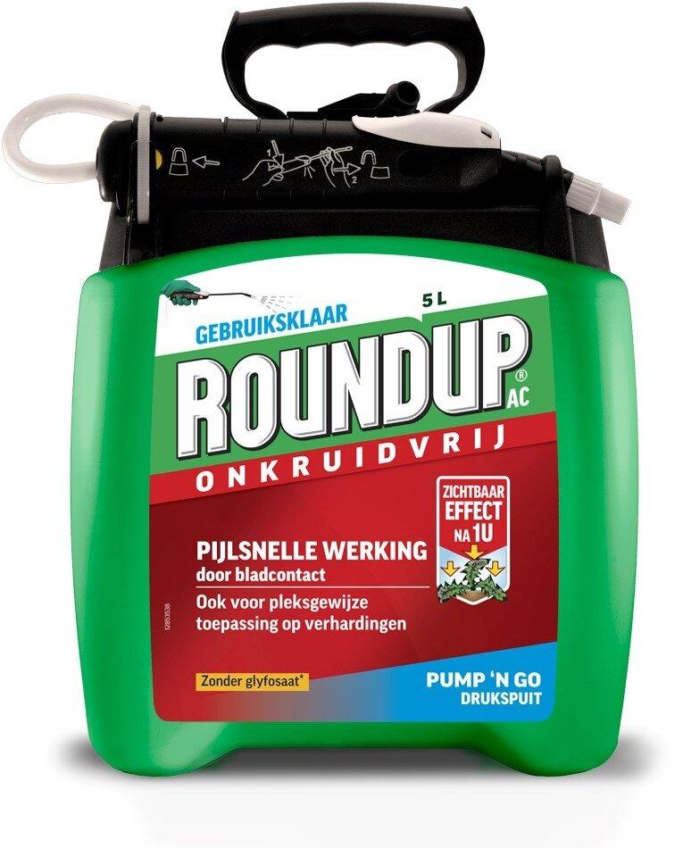 Roundup Natural Kant en Klaar 5 liter