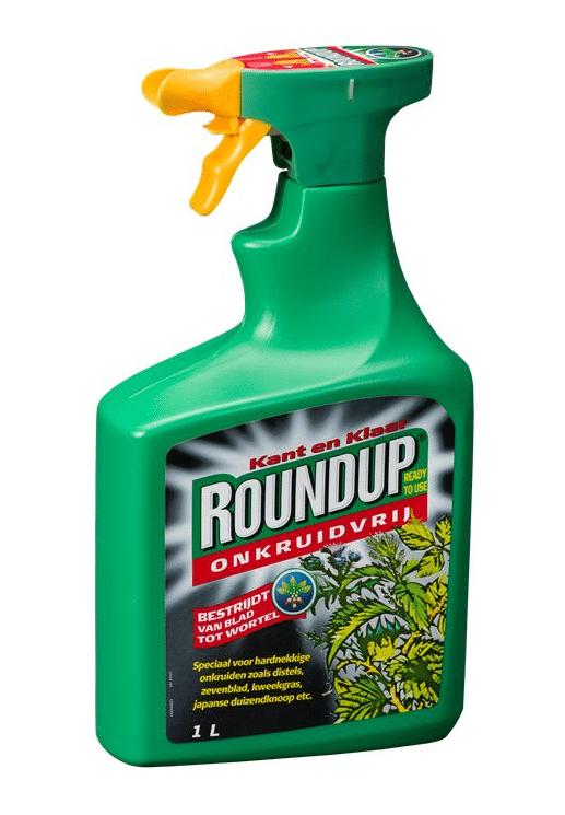 Roundup voor Hardnekkige Onkruiden Kant en Klaar Sprayer