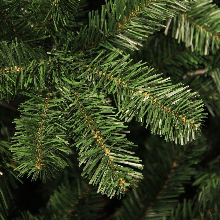 Takken kunstkerstboom groen