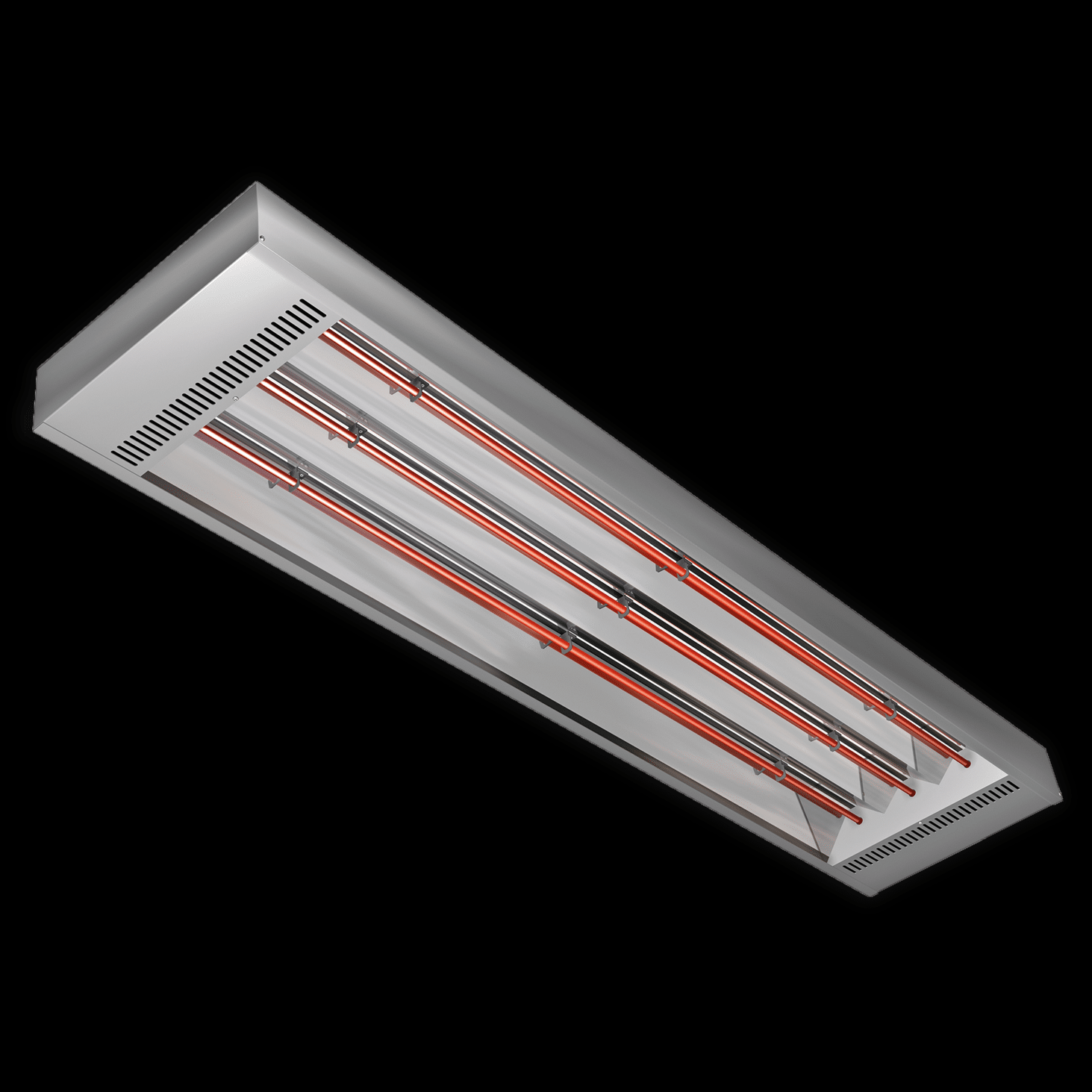 Terrasverwarmer infrarood High Power RVS