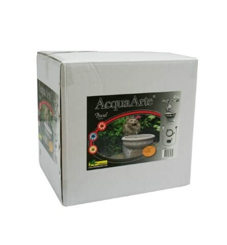 Ubbink Acqua Arte Waterornament Basel Verpakking