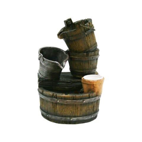 Ubbink Acqua Arte Waterornament Halifax Voorbeeld