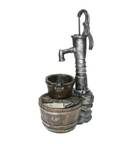 Ubbink Acqua Arte Waterornament Las Vegas Voorbeeld