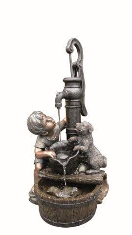 Ubbink Acqua Arte Waterornament Regina Voorbeeld