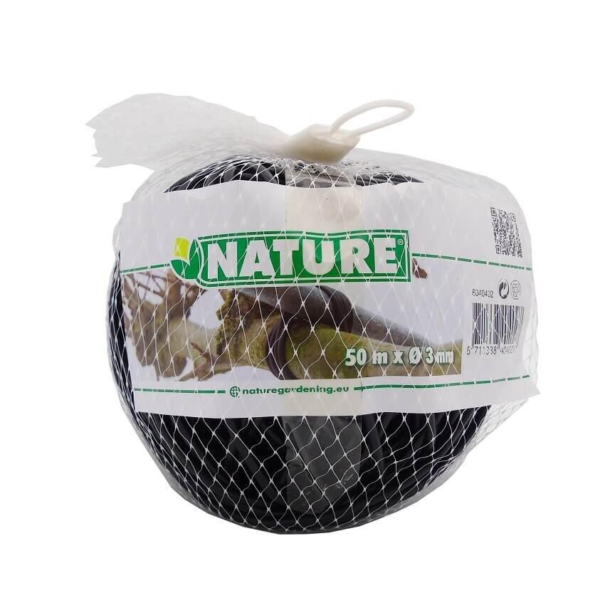 Verpakking Nature bindbuis zwart