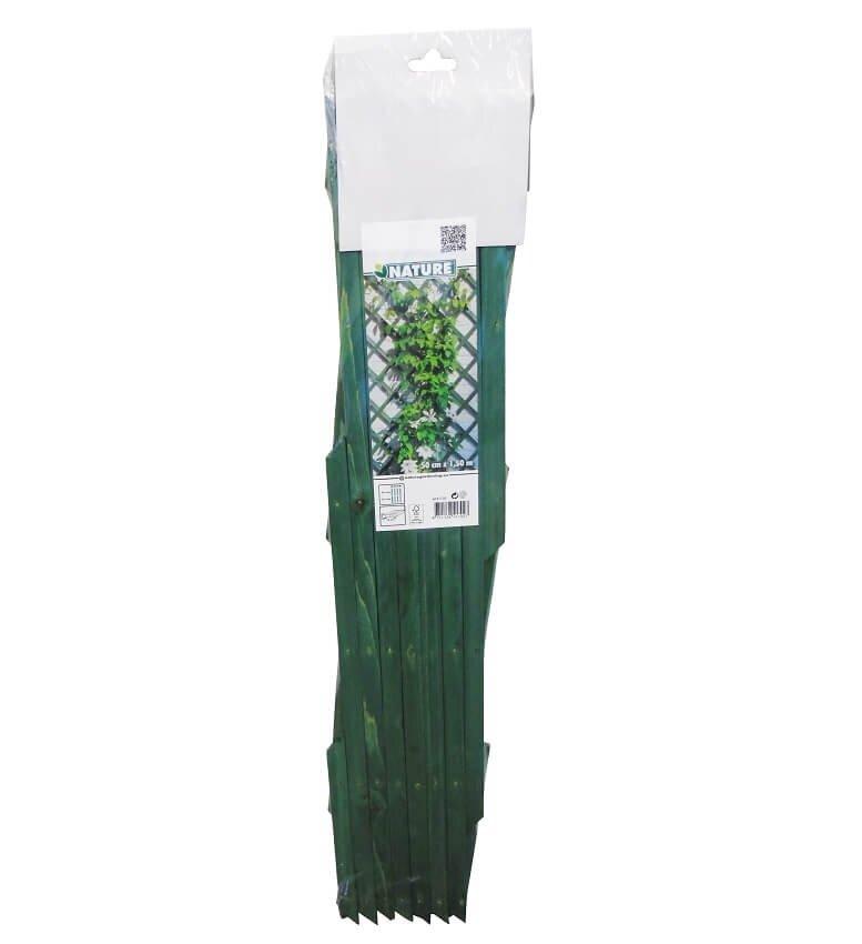Verpakking Nature klimrek FSC hout groen