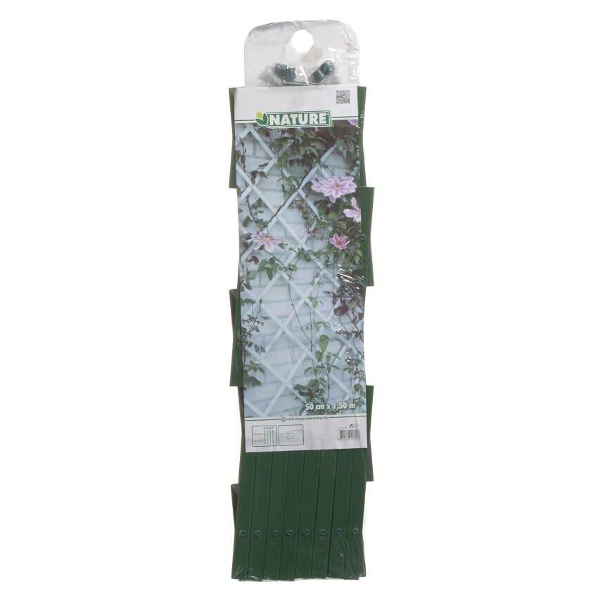 Verpakking Nature klimrek groen kunststof