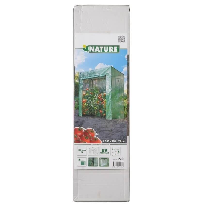 Verpakking Nature tomatenkas groen