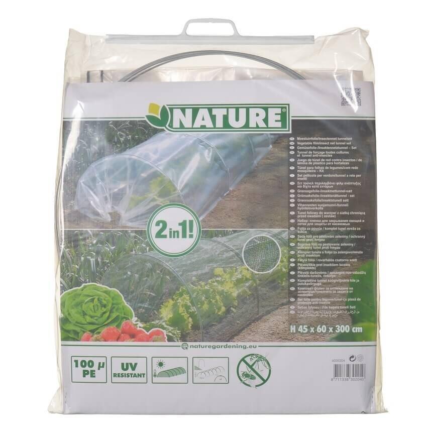 Verpakking Nature tuintunnelset