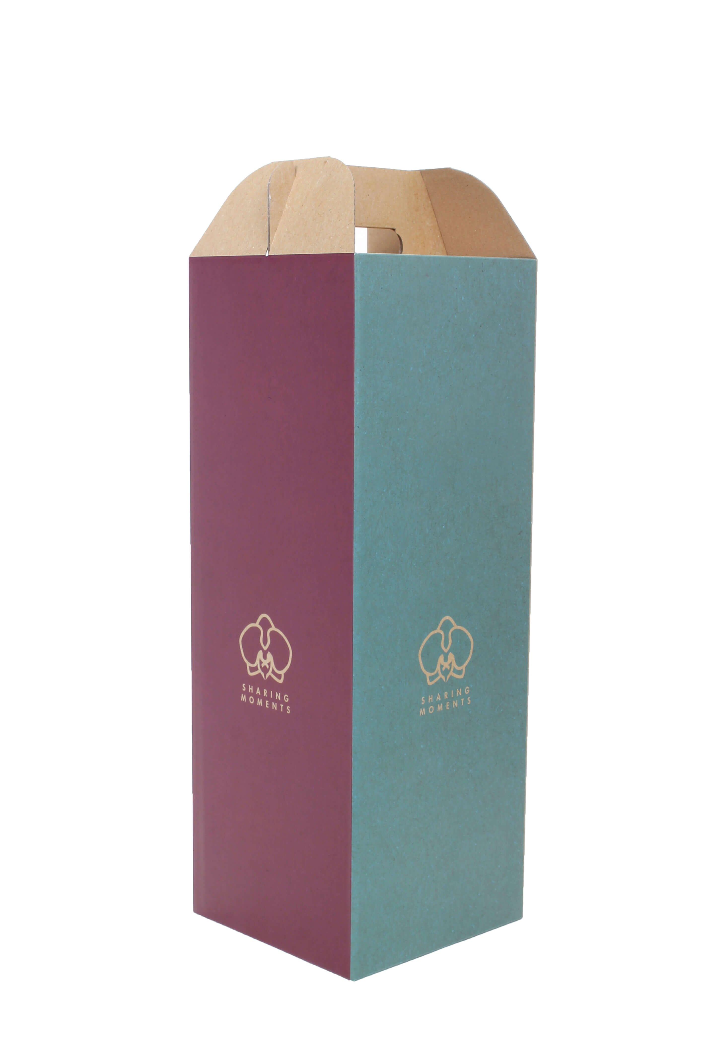 Verpakking orchidee 'Tulcan'