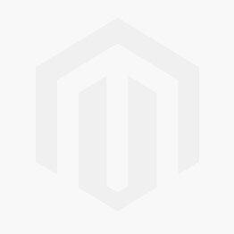 Versierde mini kerstboom met LED verlichting